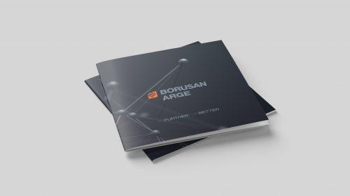 Borusan Katalog Baskı